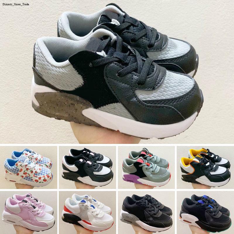 Nike air max 90 2020 Crianças Shoes Presto III Miúdos que funcionam bebê sapatilha meninas meninos sapatilha cestas enfants Tamanho 24-35