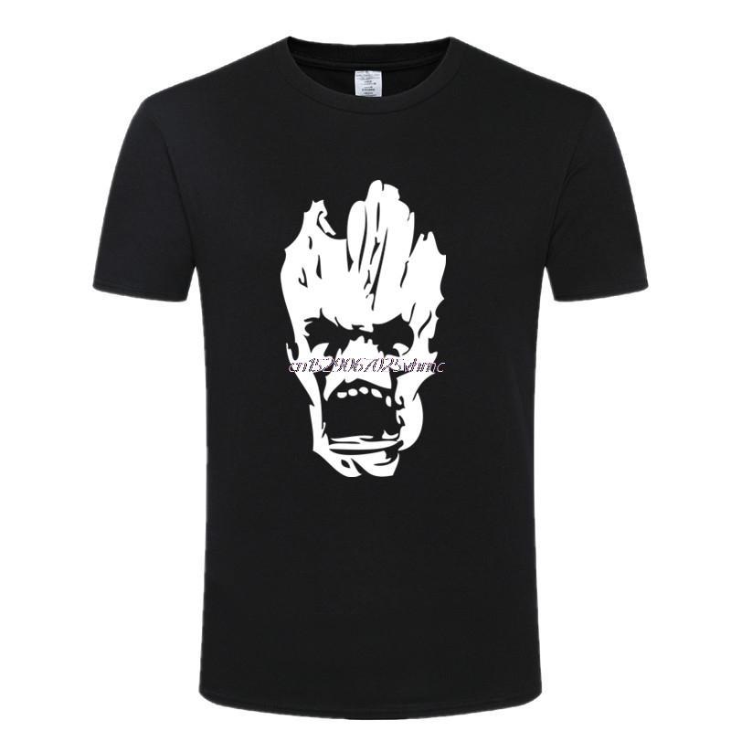 T-shirt di moda Stampa Hipster uomini della maglietta casuale di estate via Hip-Hop tee shirt Camicie Uomo