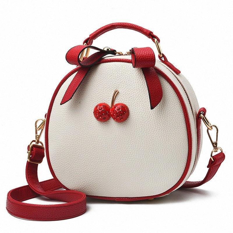 Autumn New Girl pequeno Womens Messenger Bag Feminino 2018 New Wave coreano Moda versão da fada selvagem sacos de ombro bolsa de couro xexY #