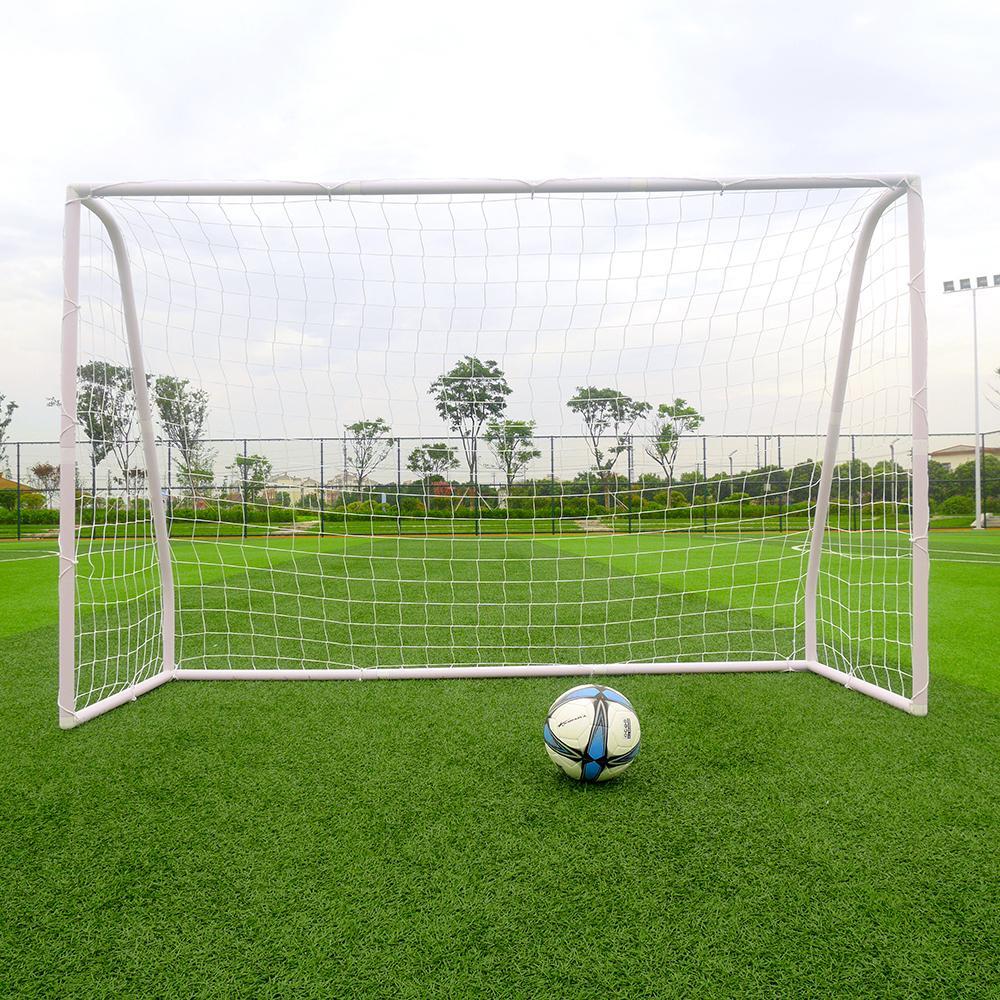 8 'x 5' футбол футбол футбол с чистыми ремнями якорных шариковых наборов с кадром новый