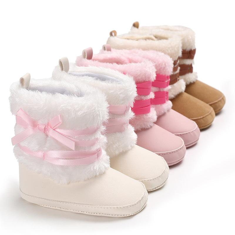 2020 0 1 Years Old Baby Snow Boots Baby
