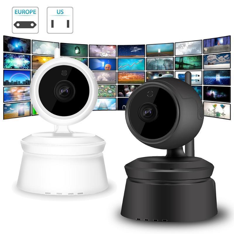 Inicio de seguridad IP cámara de WI-FI cámara móvil Ver