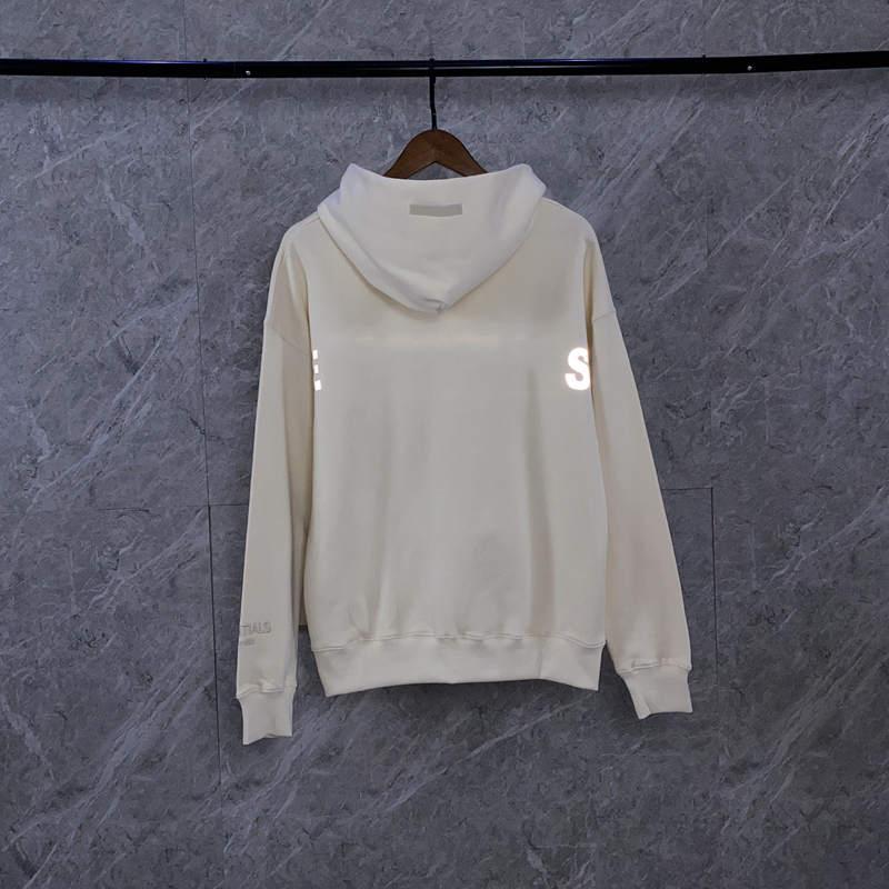 Hombres sudadera con capucha para hombre del hip hop con capucha abajo camisetas de los hoodies de la manera ocasional del suéter del color de seis disponible de S a XL