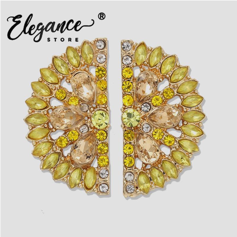 Eleganz Nette Zitrone-Bolzen-Ohrringe für Frauen-Mädchen-2020 heißen verkaufenden neuen Fasion Obst Ohrring Brincos Schmuck Hochzeit Geschenke