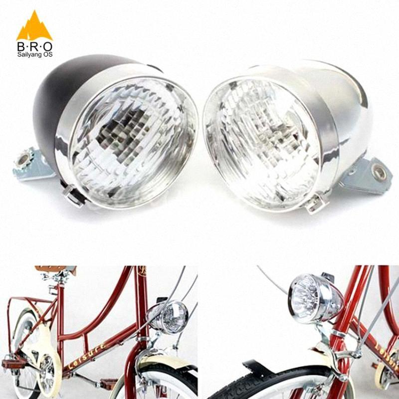 Bicicleta de faros de las luces de la bicicleta MTB de luz del faro la bici bicicleta de seguridad Advertencia Accesorios de luz 3 LEDs etQ5 #