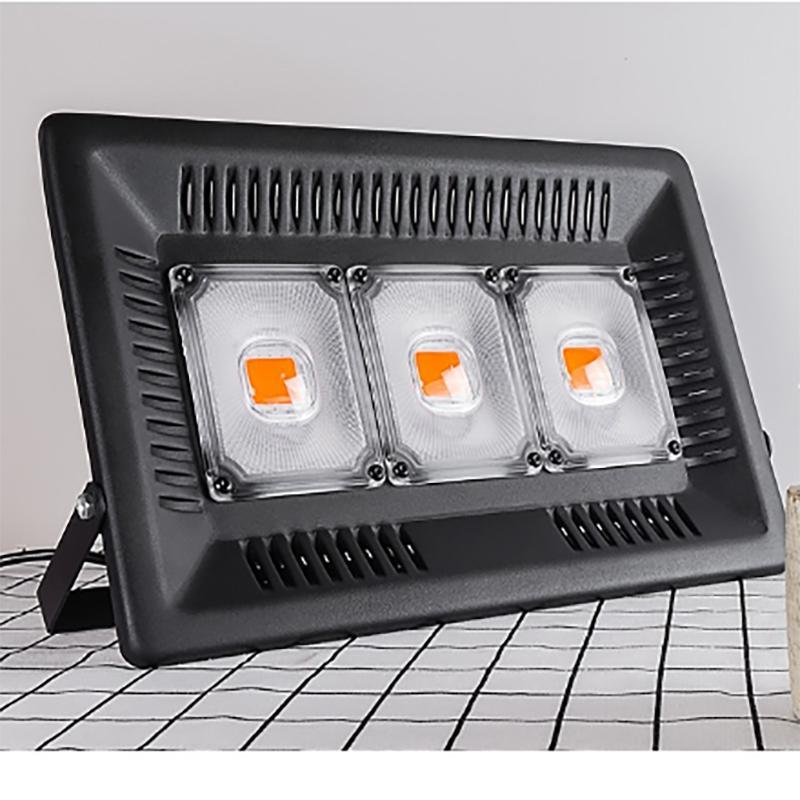 LED Grow Light 150W Full Spectrum LED Grow Tente couvert maisons vertes lampe lampe plante pousse pour Veg Floraison Aluminium DHL