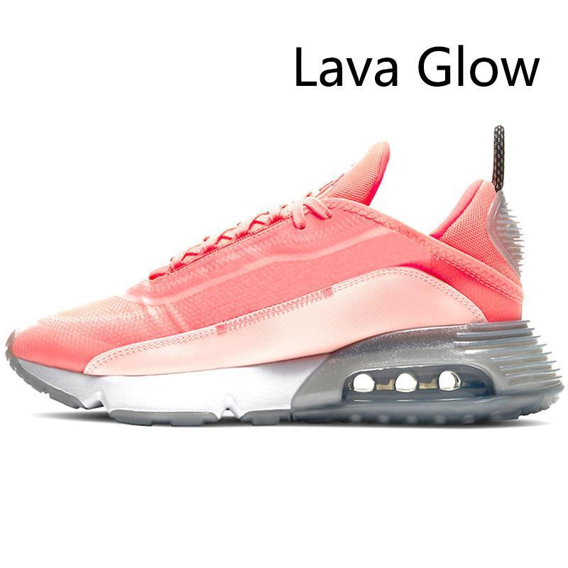 2090 coloridos zapatos corrientes del mens Blanco y azul marino Negro Magenta Magma naranja Pato Camo década de 2090 mujeres de los hombres los deportes zapatillas de deporte Zapatos Cha