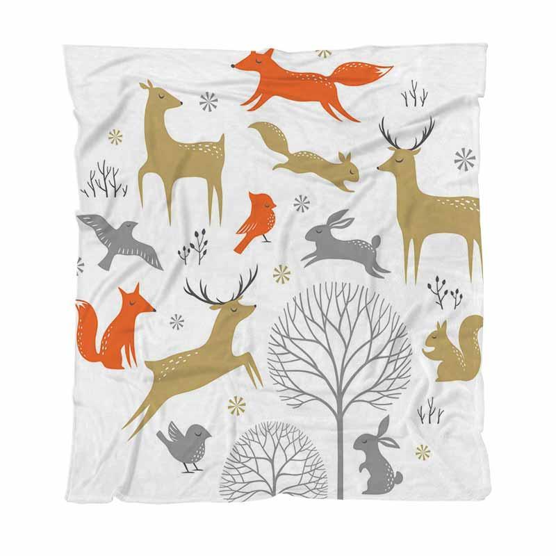 Inverno personalizado cobertores coloridos Digital completa impressão flanela de inverno leve cobertor quente para a cama de viagem Couch Sofa Outdoor 1309