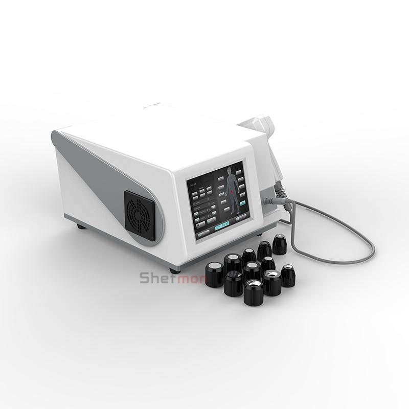 Meilleur résultat de pression d'air Shockwave thérapie ED traitement machine de massage du corps Gun Shock Wave Santé Care Equipment