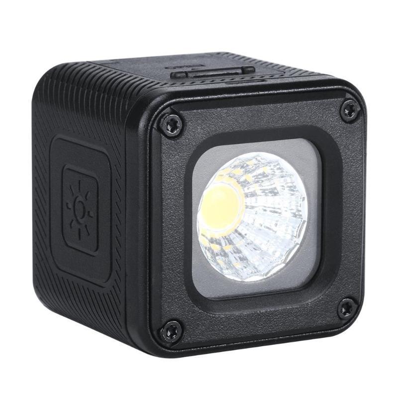 Polyvalent LED Pro Video Light IP68 Professional Lighting Dimmable photographique étanche pour DJI Drones Osmo Pocket 8.3
