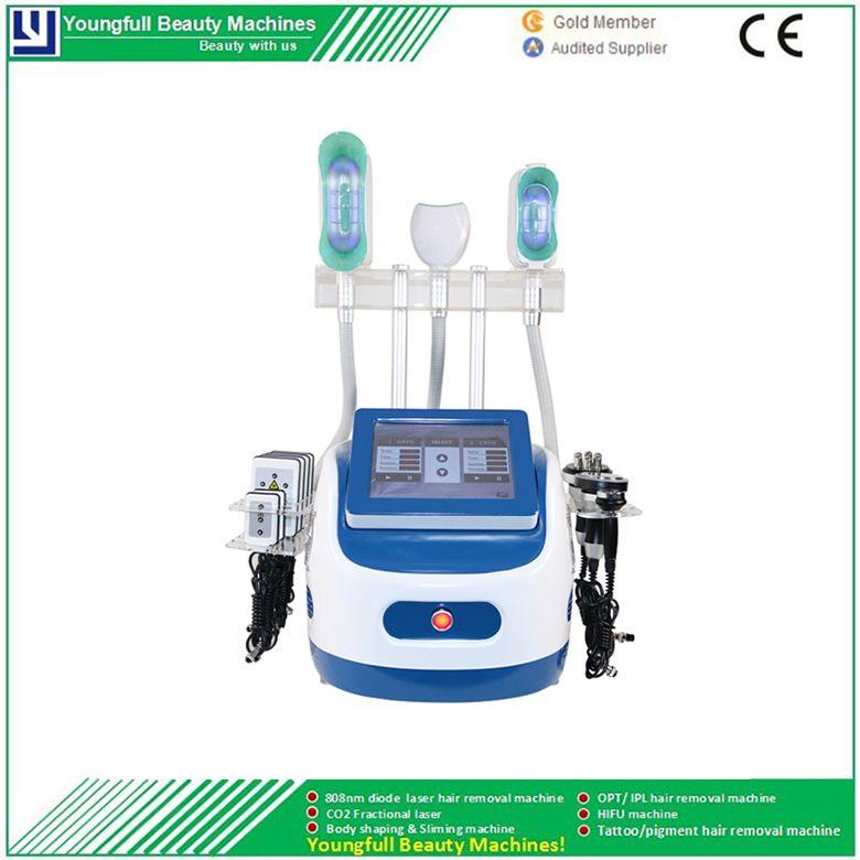 Coolsculpting Zeltiq машина жира Кавитация РФ удаление морщин Антицеллюлитный Криотерапия Cooltech Cryolipolysis жира замораживания машины