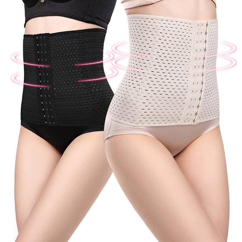 أربطة الخصر صغيرة مدرب نمذجة الشريط المشكل الجسم التخسيس حزام حزام مثير مشد Shapewear البطن المشكل مشد السيدات
