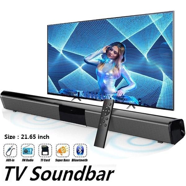 2020 nuova Ultime Bluetooth Soundbar Altoparlante stereo TV Home Theater Sound Bar 330 350