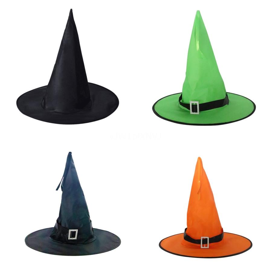 Сделать Америку Great снова Хэллоуин Hat Кости Snapback Хэллоуин Шляпа Donald Республиканского Мастер Хэллоуин Hat For президент Регулируемого Witch # 590