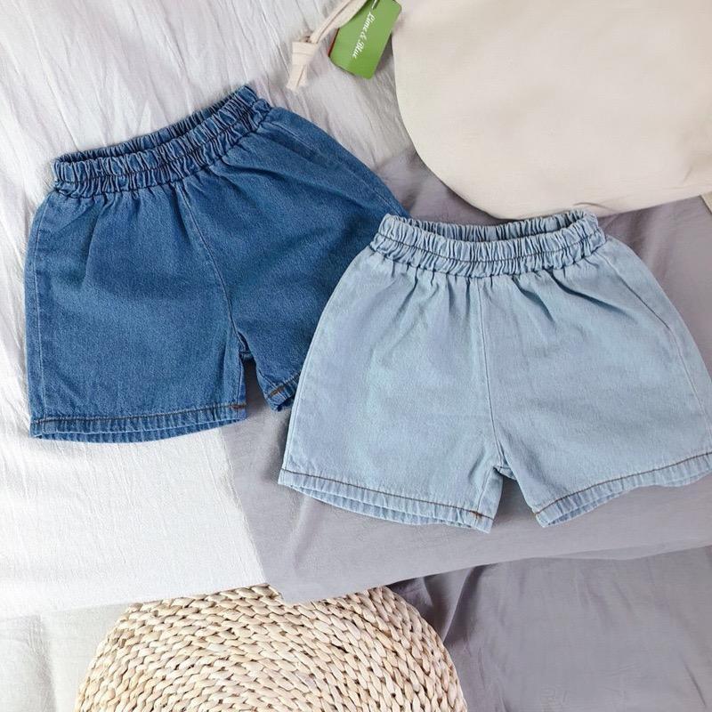 INS bébé coréen enfants fille garçons Pantalons Été Automne Shorts enfants Grande qualité du nouveau-né Casual enfants Hot Jeans Pantalon Bloomers pour 0-2T