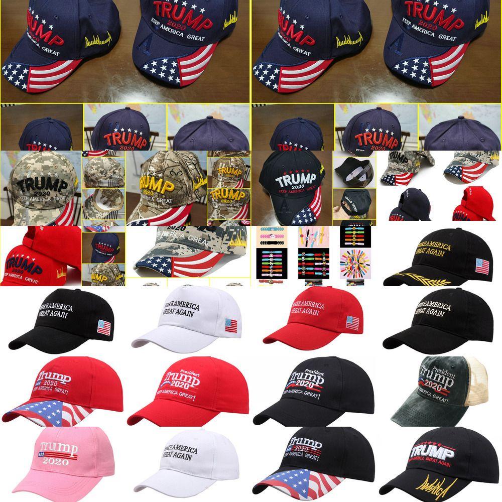 Berretti Berretto bianco rendere l'America Great Again camuffamento Usa Flag baseball Snapbacks Zsplc Ppshop01