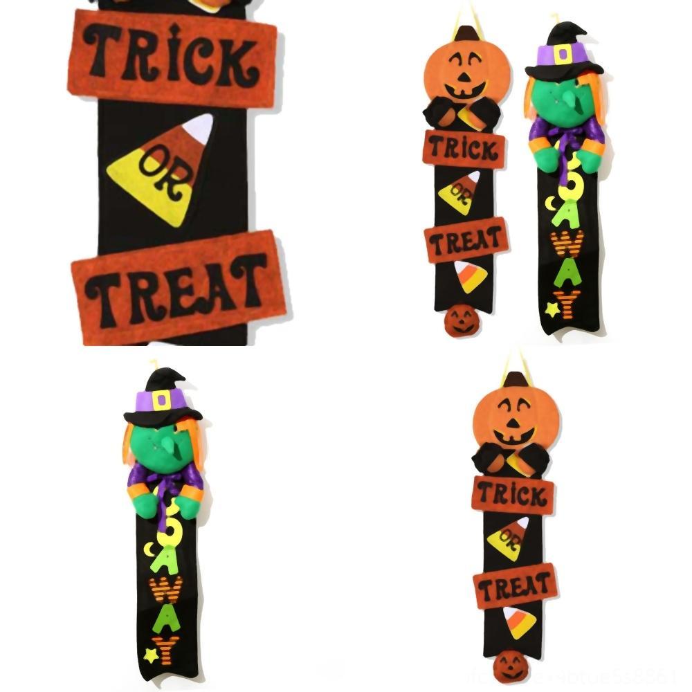 5IArw висячие украшения для Хэллоуина тыквы партия Witch звезда C Главная Висячие Хэллоуин украшения тыквы декор Форма орнамент стены