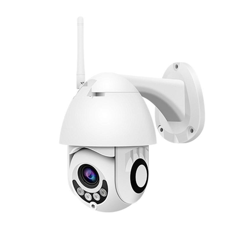 HD 1080p sem fio Câmera IP WiFi Auto Tracking Câmera Baby Monitor CCTV Início exterior Segurança 2MP Speed Dome