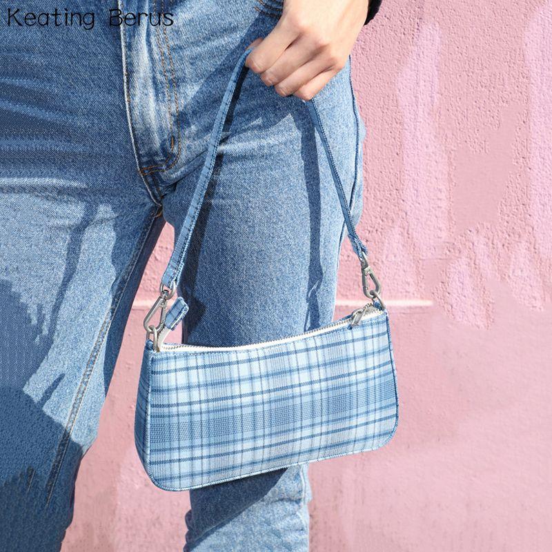 Известные торговые марки мешок Урожай ретро плед сумки Sac Femme большой выбор небольшой сумки для женщин, элегантный французский