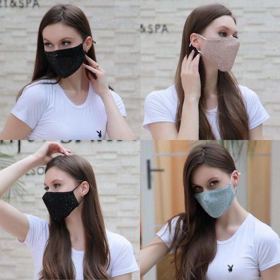 2020 Mascarillas de dibujos animados reutilizable impresión 3D Boca máscara divertida prueba de polvo máscara ultravioleta a prueba lavable Ejecución de montar a caballo de la mascarilla # 732
