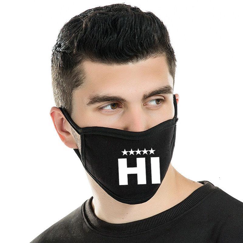Máscara protectora del partido lavable anti neblina de polvo reutilizable Hombres Mujeres Anti-polvo infantil PM2,5 Cara Boca Máscaras Boom