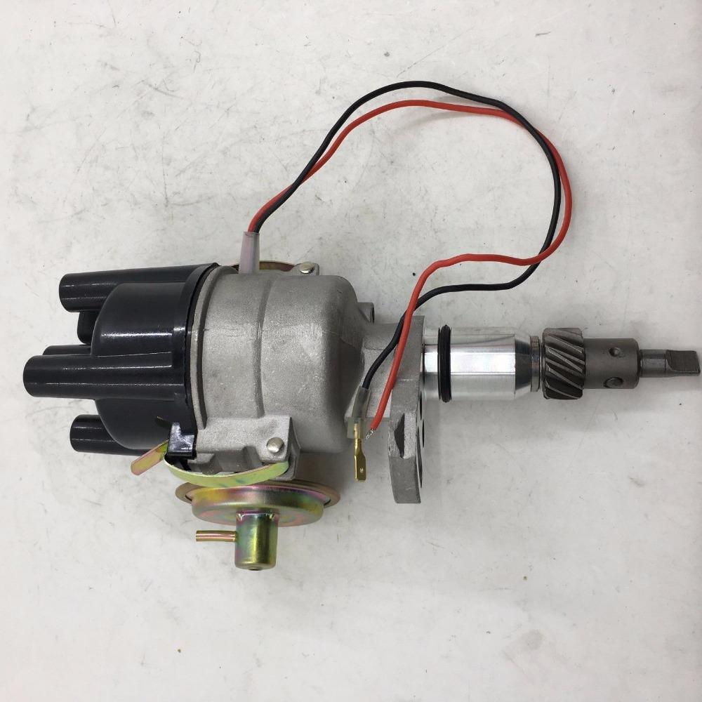 sherryberg elektronische Zündverteiler fit 1973 1975 Toyota 3K 4K 5k Einzel Vacuum neue