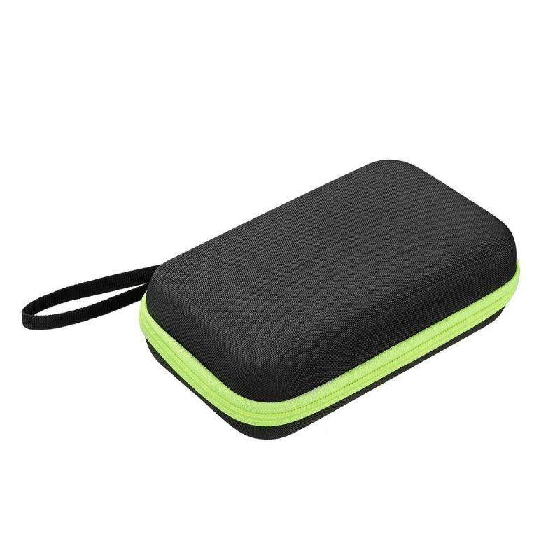 Термометр сумки для хранения антисейсмического пакета EVA переносного ящик для хранения горячего прессования швейной переноски или места