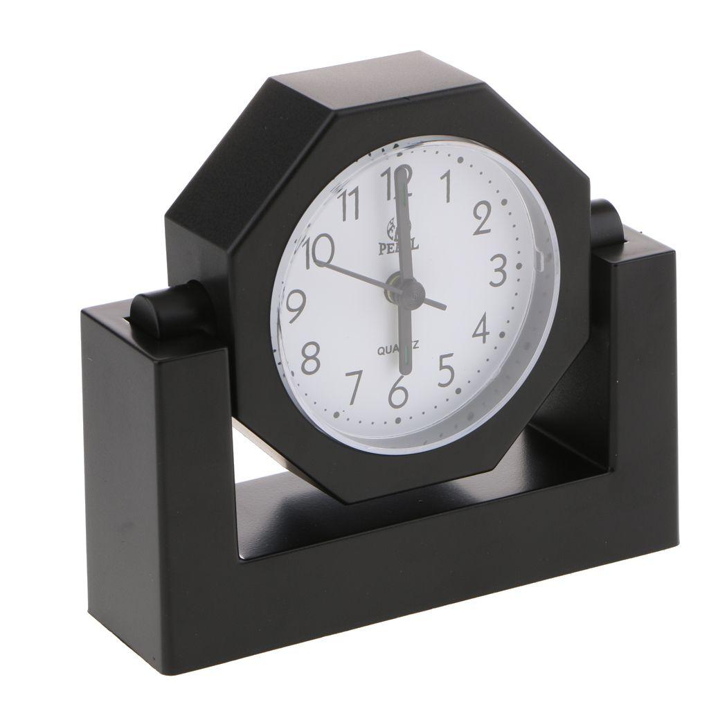 Обои для рабочего Поворотная кварцевые часы Будильник Bedroom Главная Путешествия Часы