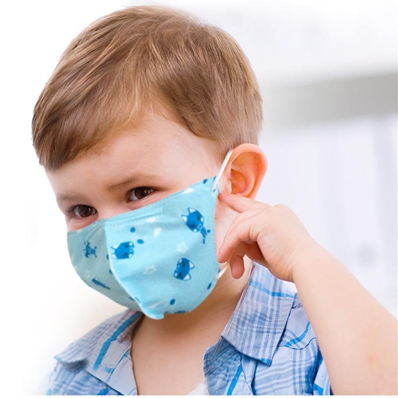 Años niños Máscara del Estudiante 8-12 gratuito mascarilla de respiración cara del envío máscaras antipolvo niños y las niñas
