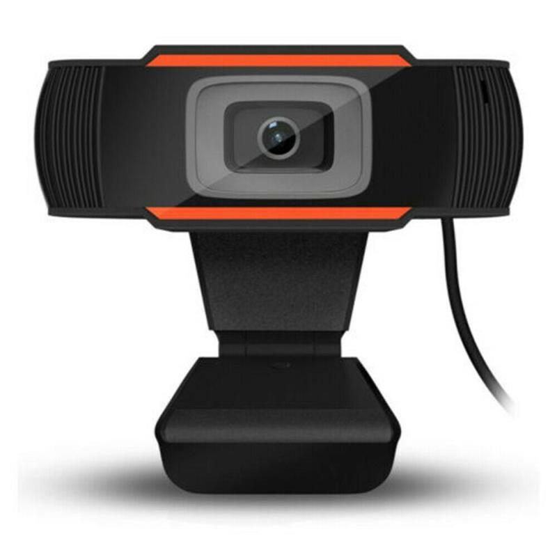 HD Webcam Microfone embutido 720P Camera streaming USB para PC Desktop Windows Game Console Camera