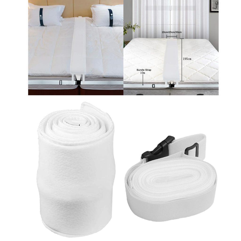 Широкий кровать мост Твин XL в King конвертер Kit Матрас Extender Разъем ремешок для отеля (Твин XL Кингу)
