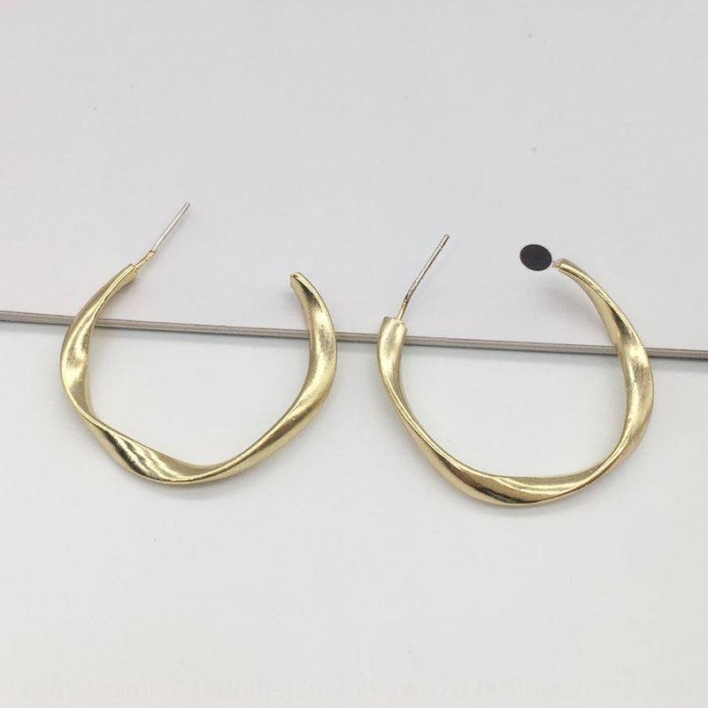 juNy7 Корейский Тондэмун превосходит темперамент все-матч круг жемчужные и ухо спираль жемчужные серьги моды персонализированные кольца уха