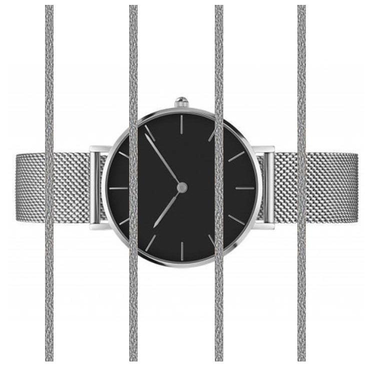 Nuovo braccialetto della polsino delle donne di alta qualità di alta qualità orologio moda casual orologio da polso da polso amanti orologi da donna tavolo classico