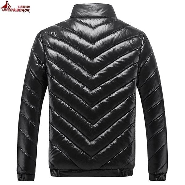 Uncoboror новая мужская куртка весна осень мужская мода пальто повседневная оптом прохладный дизайн теплый куртка мужчины бомбардировщик размер куртки m ~ 5xl