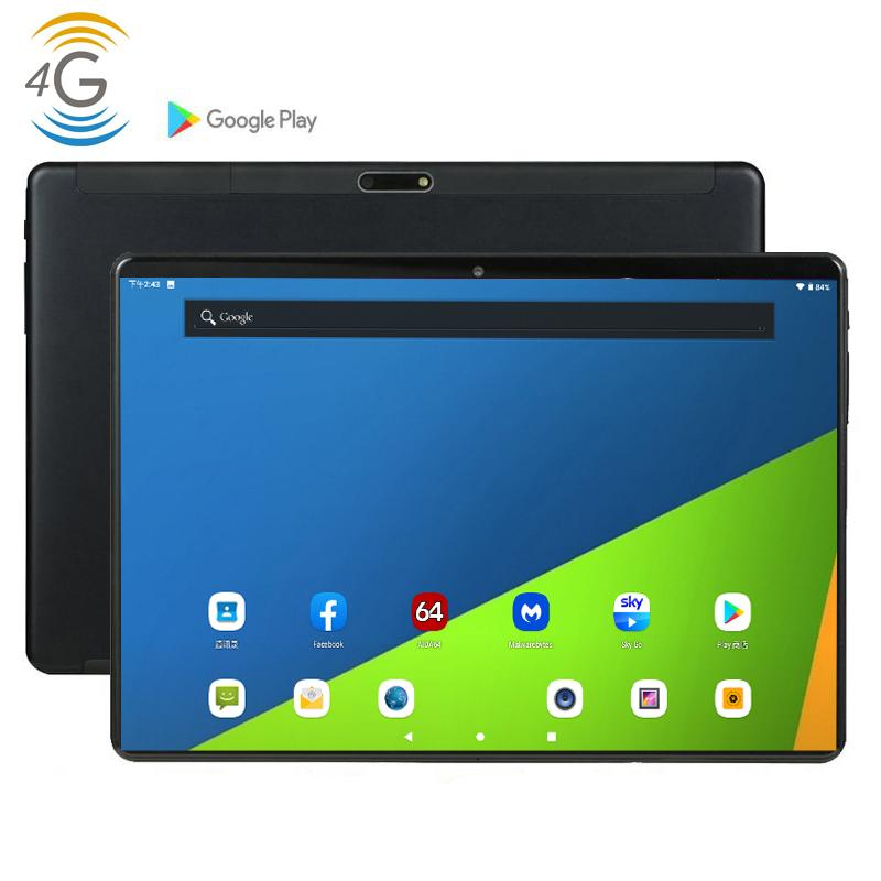 CARBAYTA 2020 MT6739 Super Tempered 2.5D Screen 10 inch tablet PC Android 9.0 OS Quad Core 3GB RAM 32GB ROM Wifi GPS the Tablet
