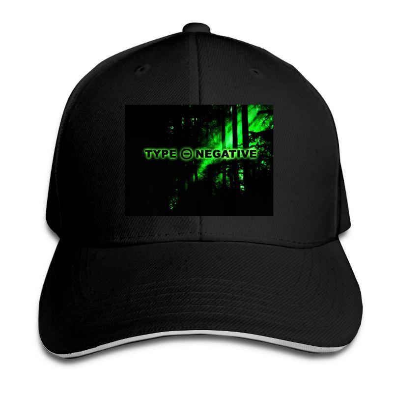 New Fashion 2020 Type O Negative Casquette la bande métallique unisexe Baseball Caps Snapback Gorras chapeaux de plage