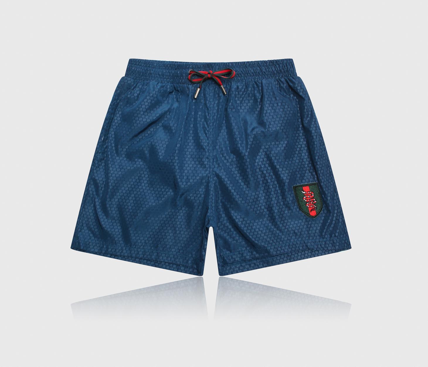 Pantalones cortos para hombre del estilista de moda para hombre de la playa del verano de la alta calidad del color sólido Pantalones cortos Pantalones famosos Colores
