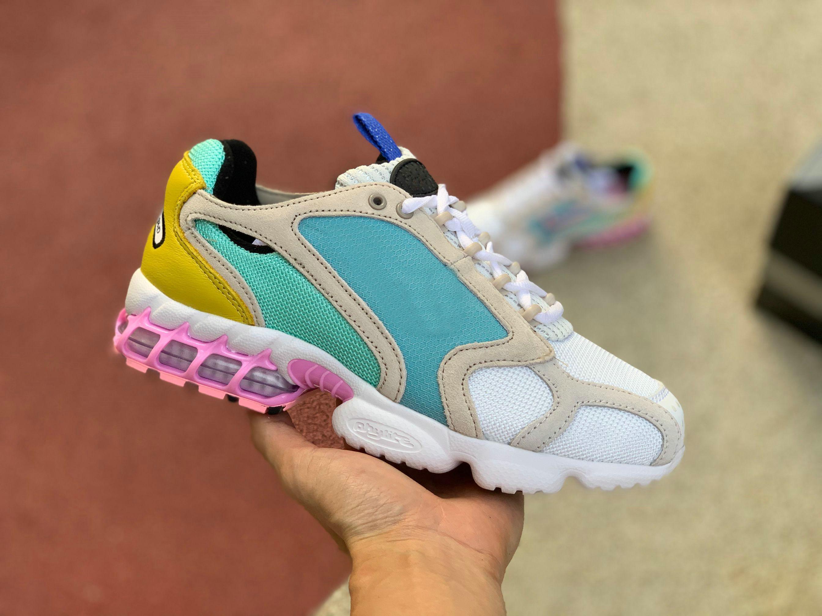 2020 STUSSSSSSSSSSSSSSSSSSSSSSSSSSSSSSSSSSSS Spiridon Cage 2 Macaron Black Uomo Scarpe da corsa Mens Chaussures Schuwomentrainer Sneakers sportivi