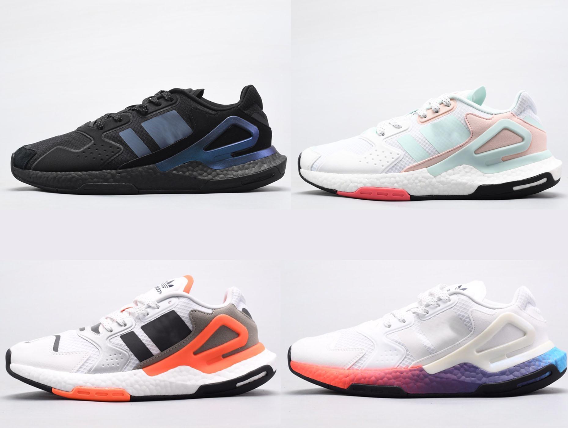 martin Platformu Running 2020 En yüksek kalite son GÜN JOGGER 5,5-12 tasarımcı Sneakers erkek ayakkabıları bayan chaussures spor loafer'lar