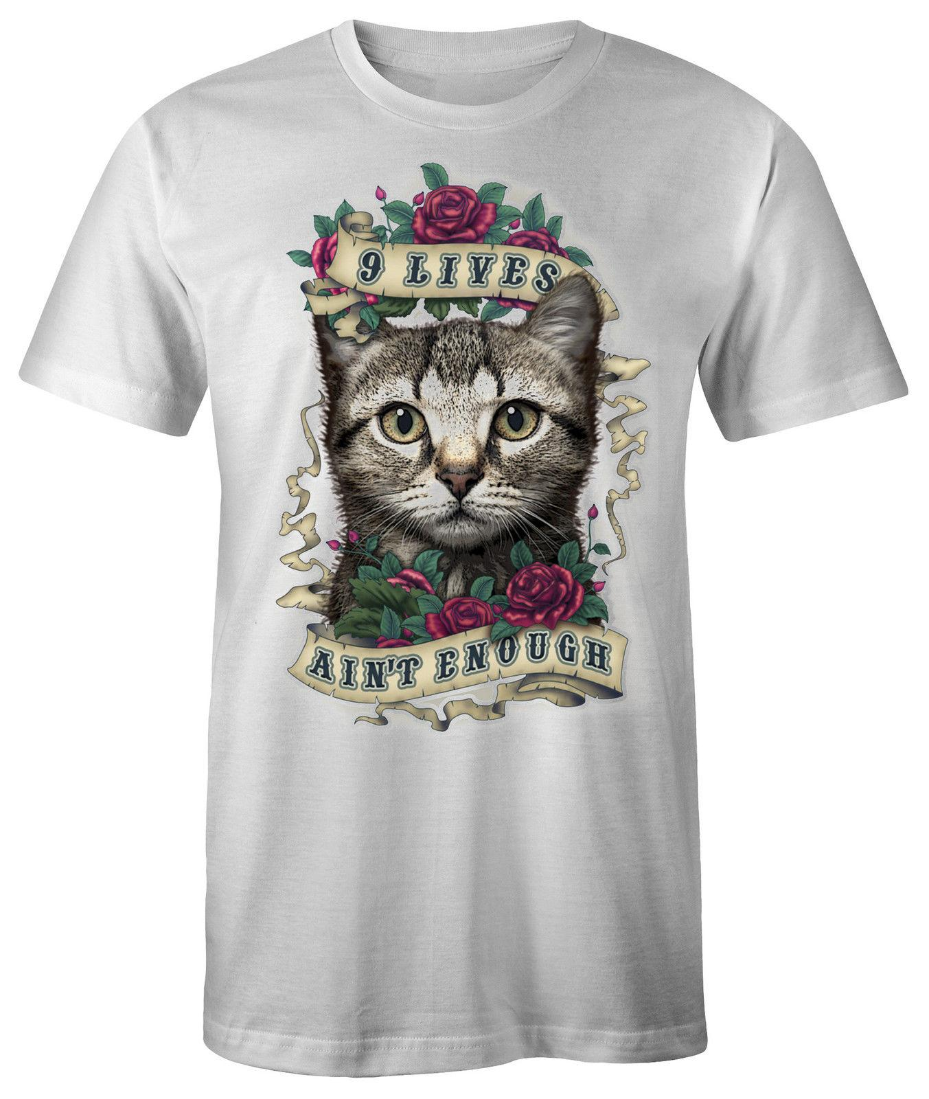 2019 New Sommer-kühle T-Shirt WEISE KINDER T-SHIRT / GR SHIRT PARTY CLUB / KATZE