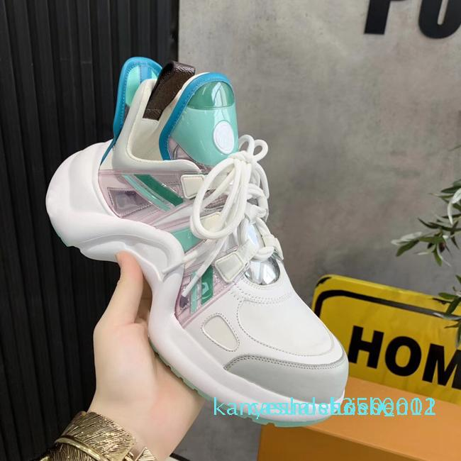 Chaussures Femmes Chaussures Archlight Sneakers Designer Chaussures Hommes Tripler Luxe Femmes Chaussures Designer Vintage Triple S Casual Dad Sneaker K11