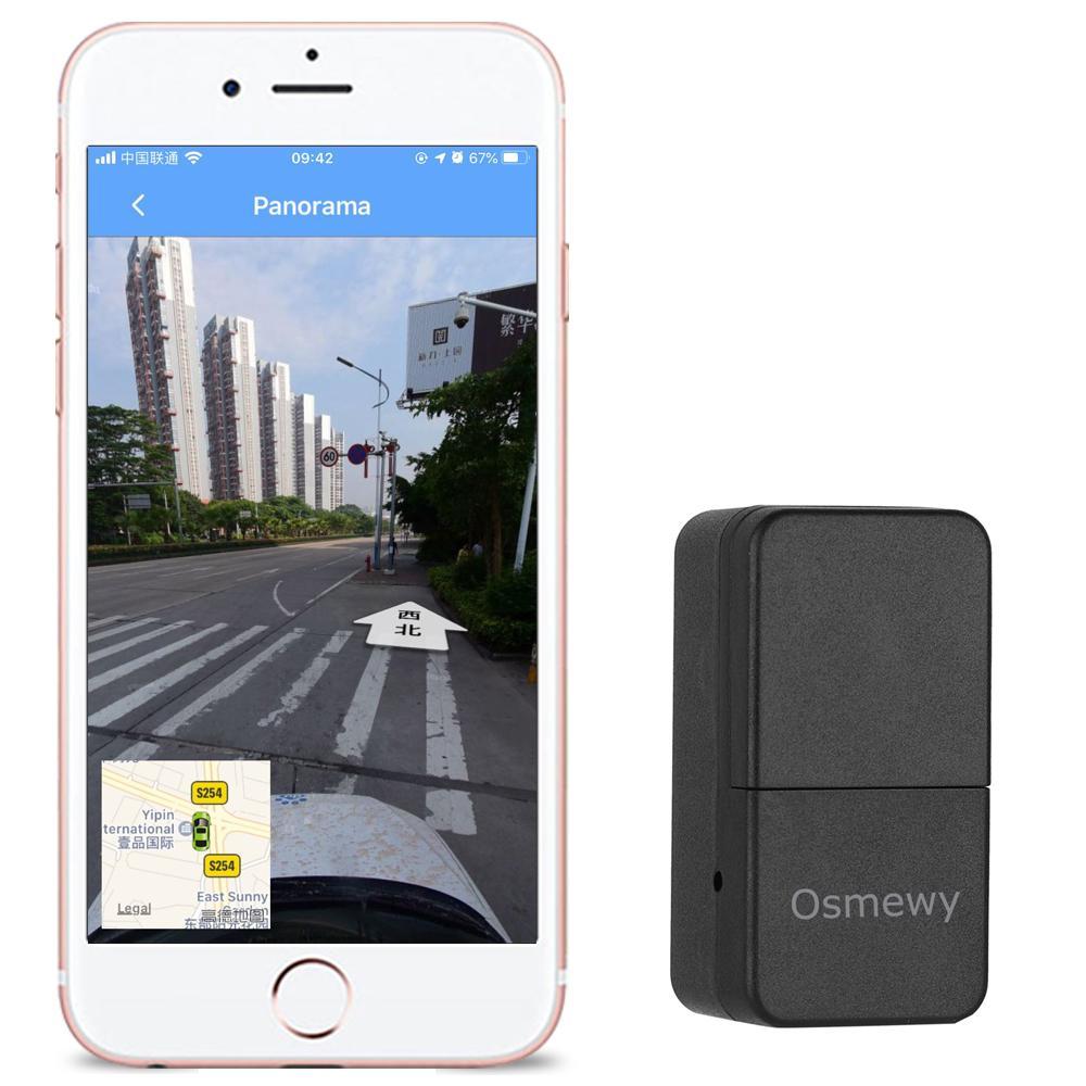 Marka Mini GPS Tracker Manyetik Geo çit pet çocuklar Araç Araç Bulucu GPS izleme erderly taşınabilir telefon APP Uzaktan Kumanda Cihazı izlemek