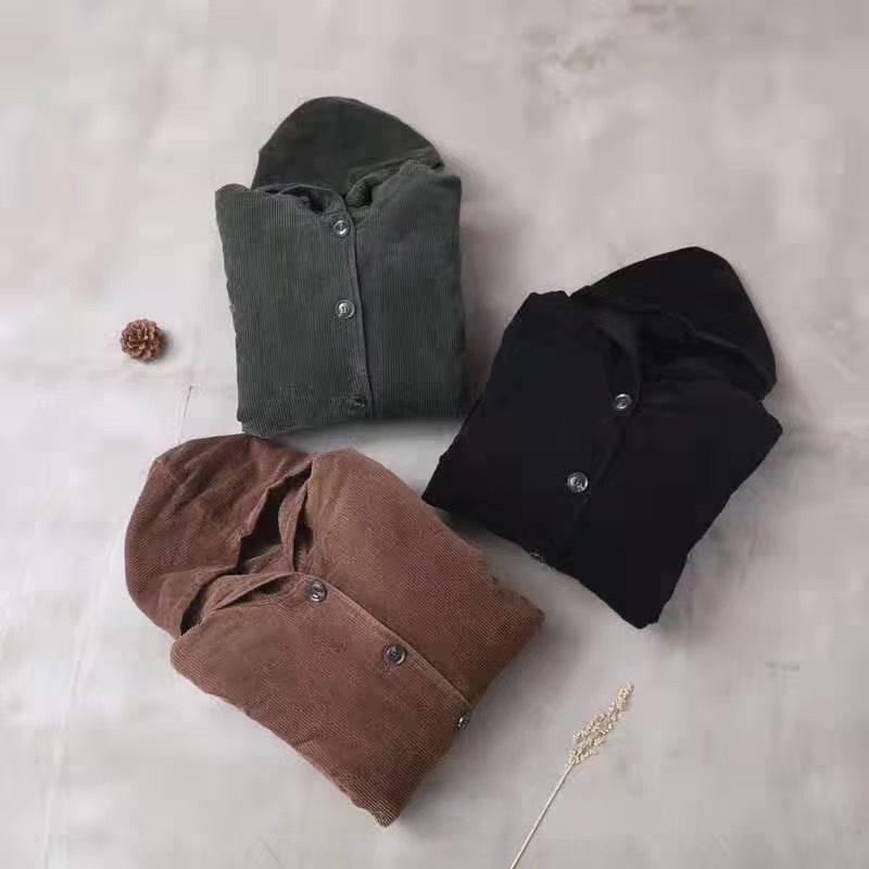 Grande Wick vestiti cotone imbottito vestiti autunno e l'inverno di formato nuovo di media lunghezza velluto di cotone imbottito Sfe7O delle 2019 donne cappotto