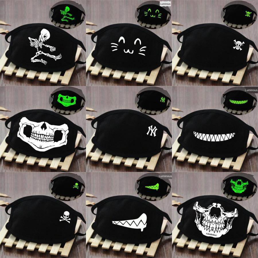 Yetişkin Açık Facemask Karşıtı Ultraviyole Harf Baskı Emniyet Facemask Yüz Maskswashable Ve Yeniden kullanılabilir Yüz Maskesi-Yıkanabilir Maske # 626