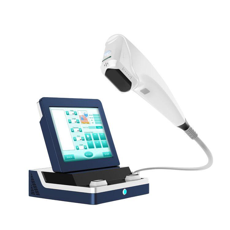 Novo 9D Hifu Face Dispositivo de Levantamento de Pele Elevador de Pele Máquina de Máquina Catridges Skin Lift Machine 12 Linhas Cada Tima UPS DHL Frete Grátis