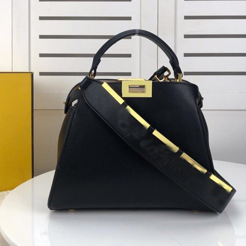 High Quality Women Handbag Purse Genuine Leather Fashion letter Hand Bag Detachable Wide shoulder Strap Bags Lady Elegant Tote Bag Wallets