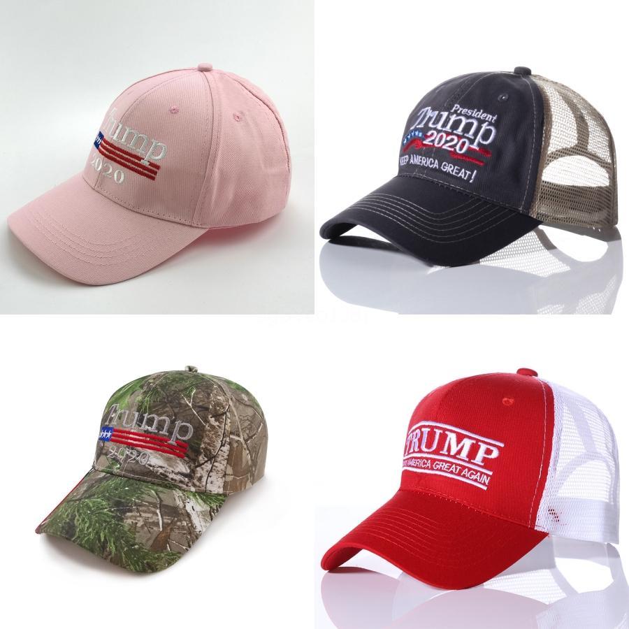 Amerika Büyük Yine Cap Donald Trump Beyzbol şapkası Noel Hediyesi Beyzbol Caps Snapback Parti Şapka Yap # 904