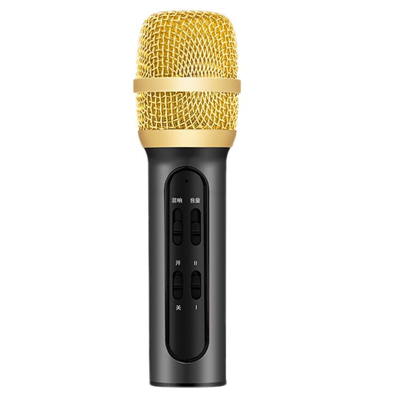 C11 Microphone Microphone à condensateur Téléphone portable Ordinateur pour le chant en direct de diffusion