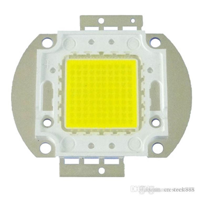 30mil 35MIL High Power COB LED чип Теплый белый 3000K-3500K Дневной свет 4000-4500K Холодный белый 6000-6500K 10W 20W 30W 50W 70W 80W 100W