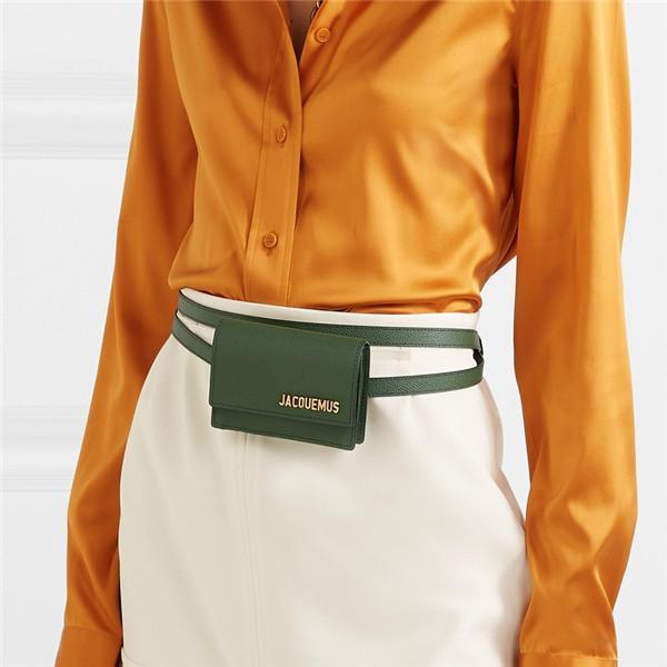 Wholesaler Le Bello Small Belt bag Mini Cross Leather Waist Leg Bag Tiny Letter Print Crossbody Bag Bitty Belt Leg Pouch Lunch Clutch Bags